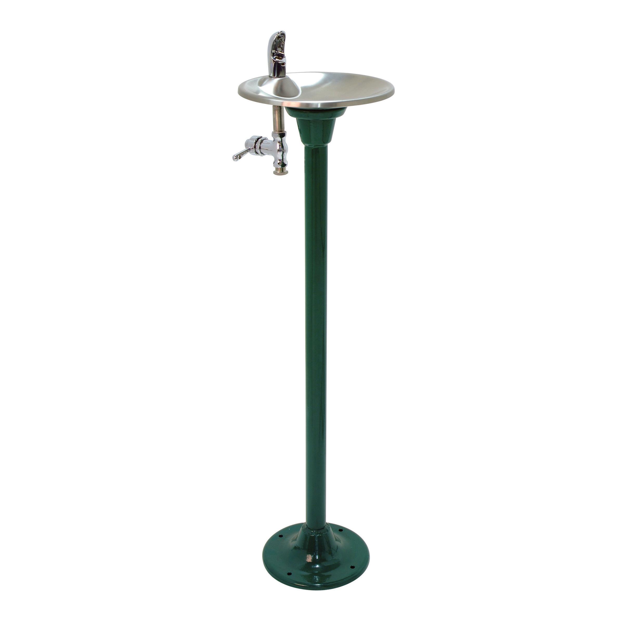 Economy Pedestal Drinking Fountain - Murdock