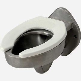 Wall Hung Toilet, Front Mount
