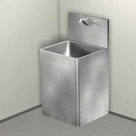 Stainless Steel Service Sink