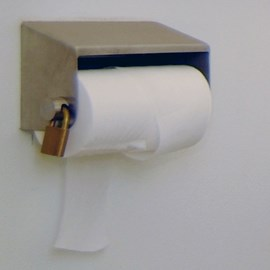 Tissue Dispenser, Heavy Duty