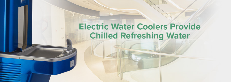 Electric Water Coolers banner