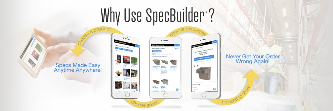 Murdock SpecBuilder Plumbing Product Specification & Configuration Tool