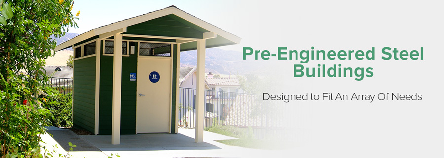 Pre Engineered Metal Buildings