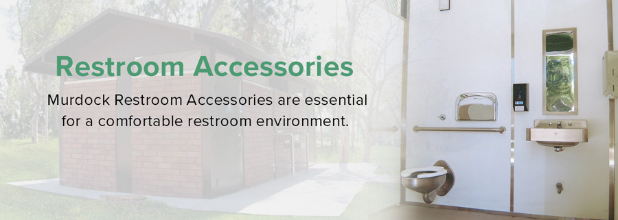 Restroom Accessories banner
