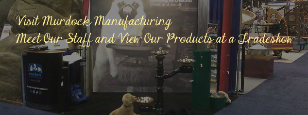 Murdock Mfg Trade Shows