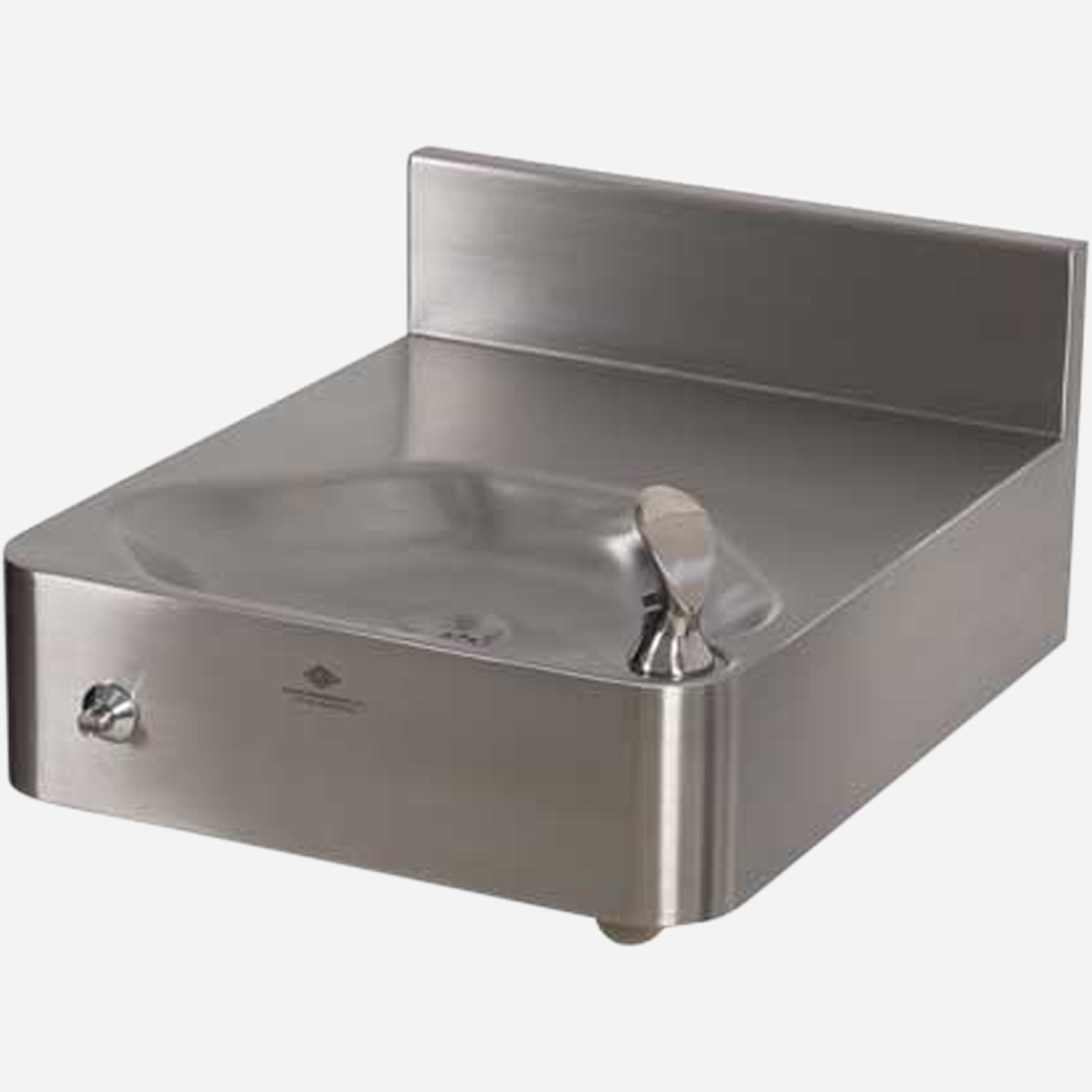 Vandal-Resistant Stainless Steel Fountains