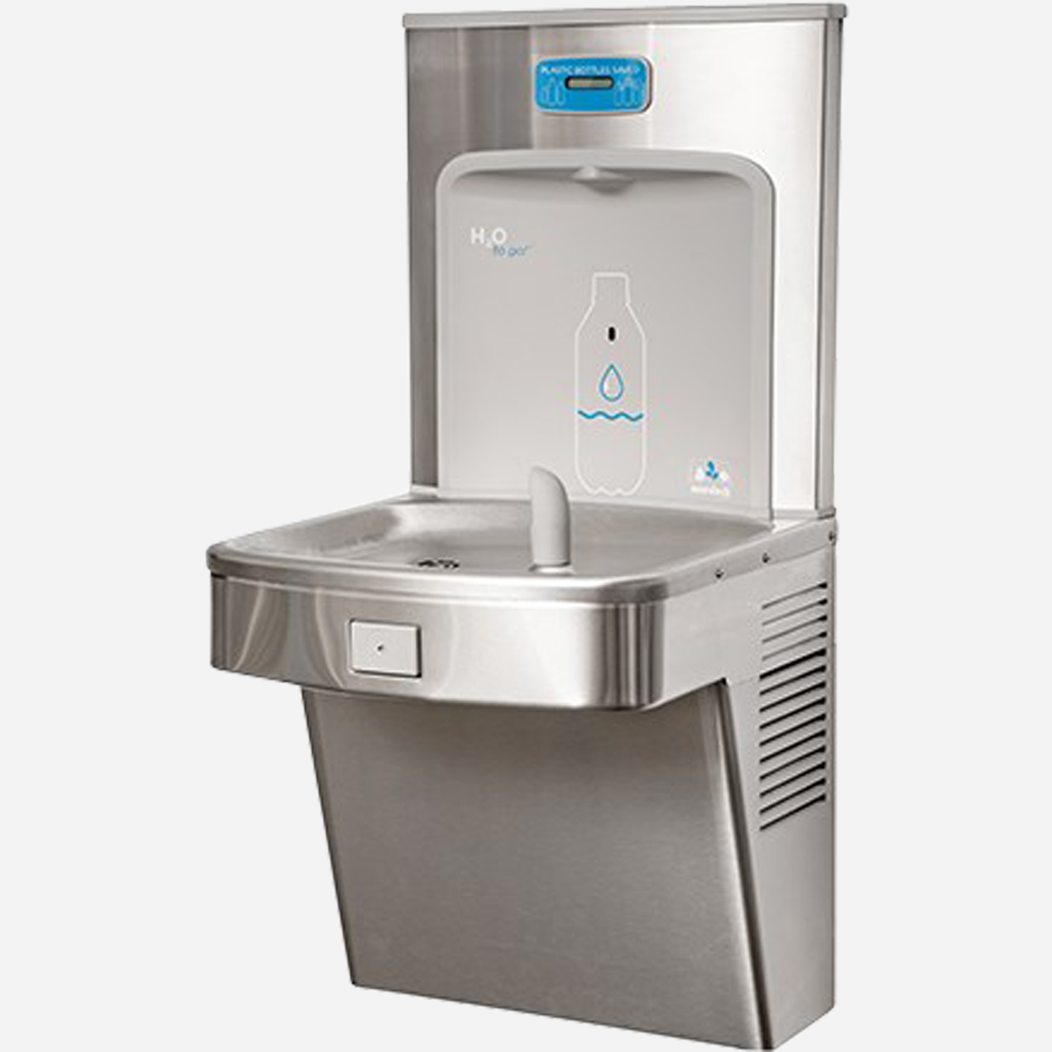 Water Cooler with Bottle Filler