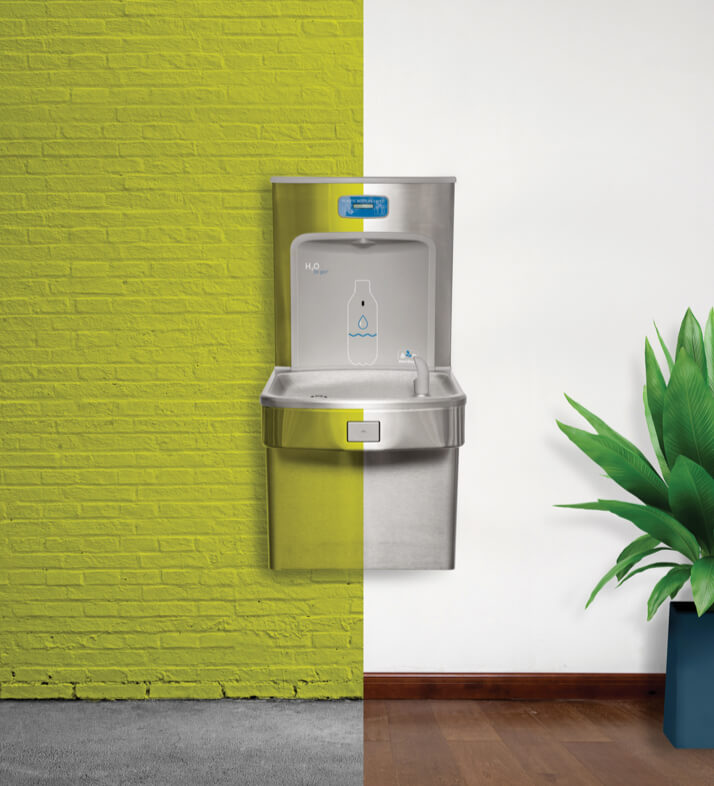 Custom Water Coolers & Drinking Fountains