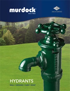 Download and read Murdock's New Hydrant Product Line.