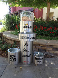 Custom Murdock Drinking Fountain and Dog Fountains
